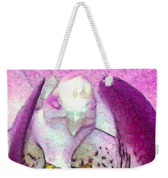 Bird Kind Of Weekender Tote Bag