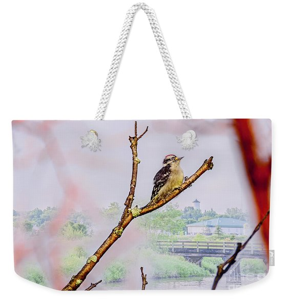 Bird On The Brunch Weekender Tote Bag