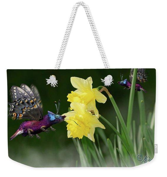 Birguana Taster Weekender Tote Bag