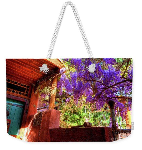 Bisbee Artist Home Weekender Tote Bag