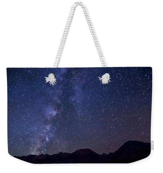 Bishop At Night Weekender Tote Bag