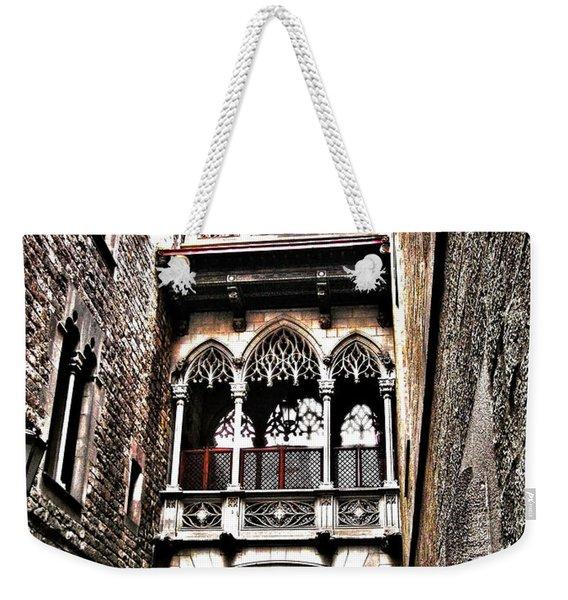 Bishop's Street - Barcelona Weekender Tote Bag