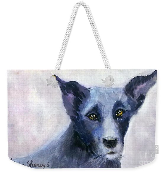 Biskeet The Stray Dog Weekender Tote Bag