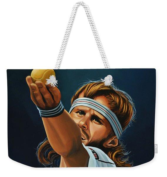 Bjorn Borg Weekender Tote Bag