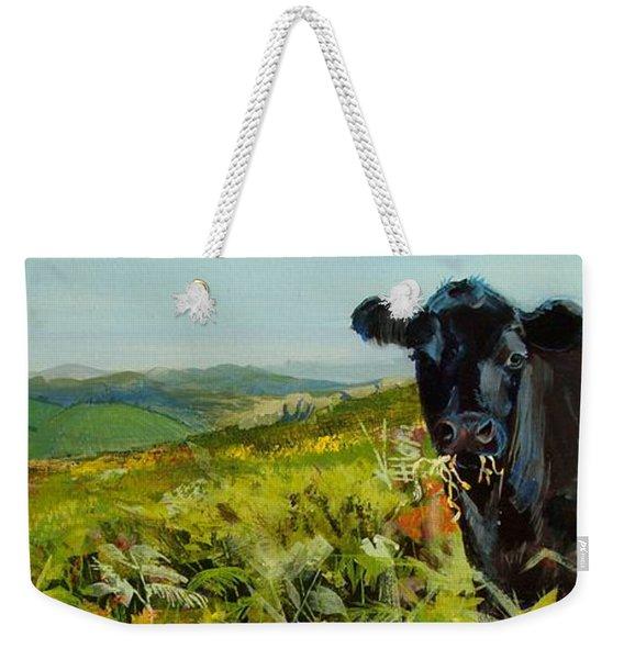 Black Cow Dartmoor Weekender Tote Bag
