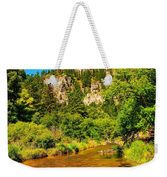 Black Hills Beauty Weekender Tote Bag
