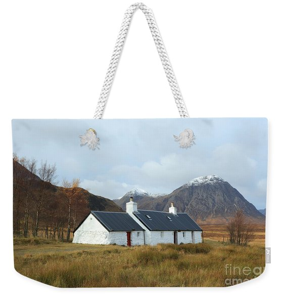 Black Rock Cottage Weekender Tote Bag