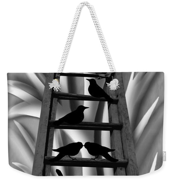 Blackbird Ladder Weekender Tote Bag