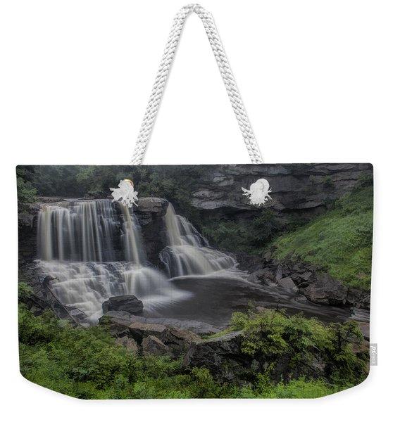 Blackwater Watercolor Weekender Tote Bag