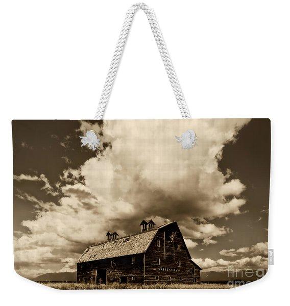 Blasdel Barn Weekender Tote Bag