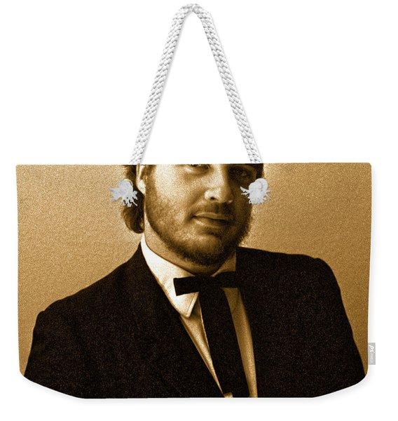 Blissed Weekender Tote Bag