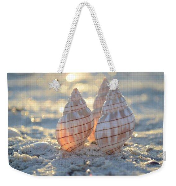 Blissful Weekender Tote Bag