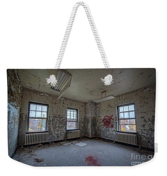 Blood Stain Weekender Tote Bag