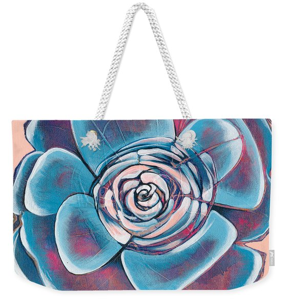 Bloom I Weekender Tote Bag