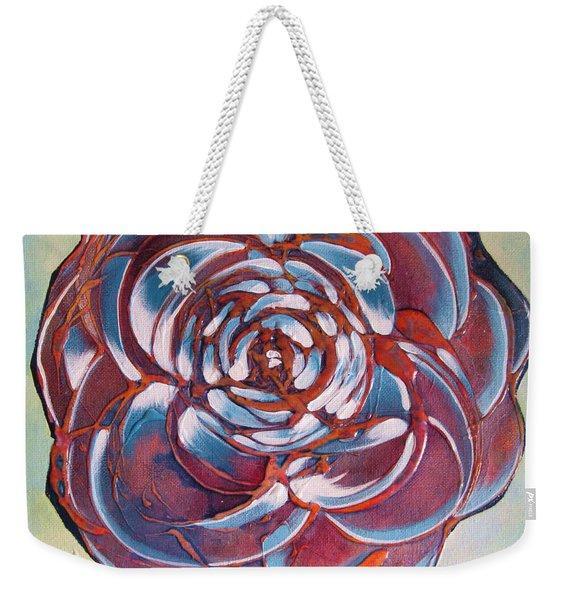 Bloom II Weekender Tote Bag