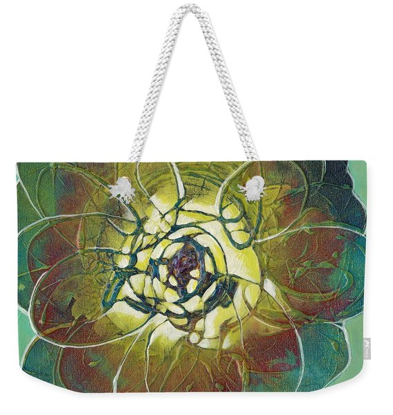 Bloom IIi Weekender Tote Bag