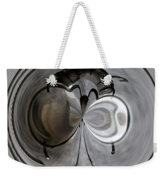 Blown Out Filament Weekender Tote Bag