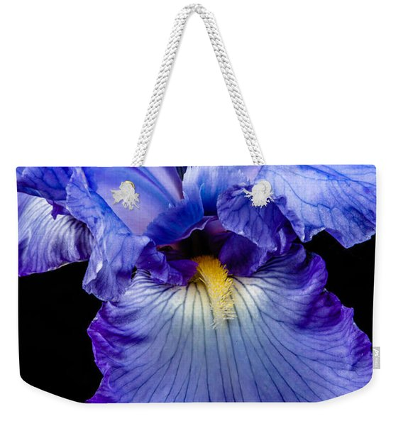 Blue Flag Weekender Tote Bag
