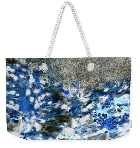 Blue Mold Weekender Tote Bag