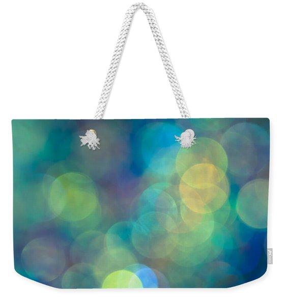 Blue Of The Night Weekender Tote Bag