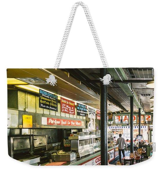 Blues City Cafe Weekender Tote Bag