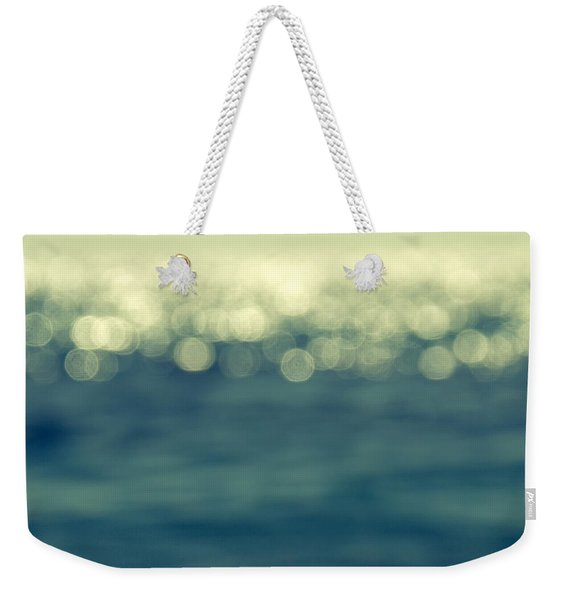 Blurred Light Weekender Tote Bag