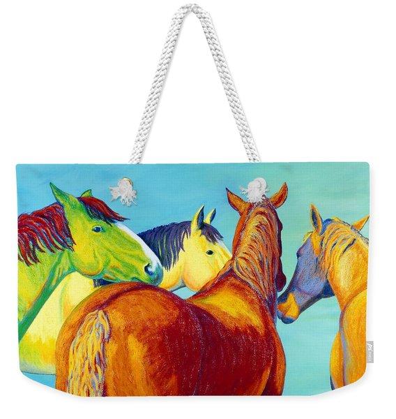 Board Of Directors Weekender Tote Bag