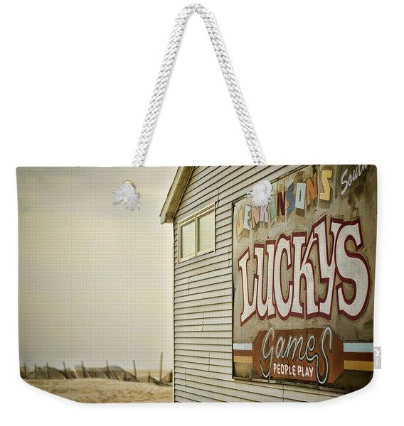 Boardwalk Empire Weekender Tote Bag