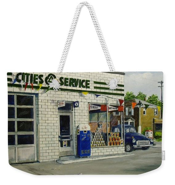 Bob's Weekender Tote Bag