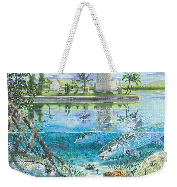 Boca Chita In0026 Weekender Tote Bag