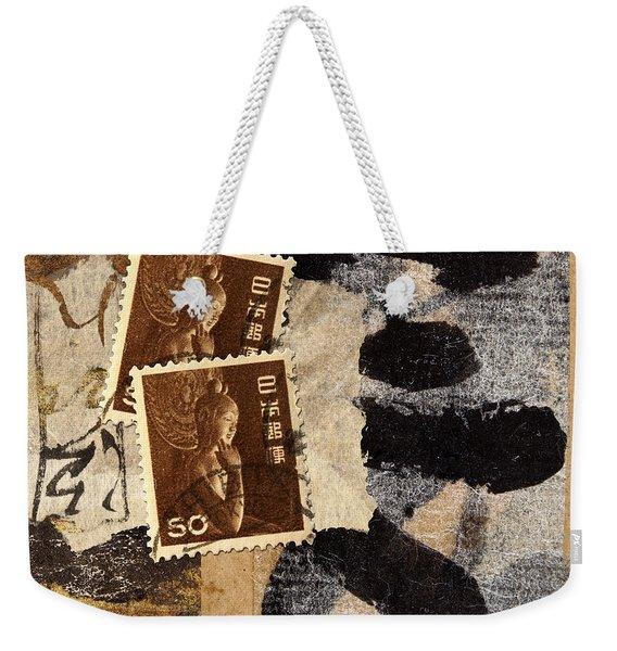 Bodhisattva 1952 Weekender Tote Bag