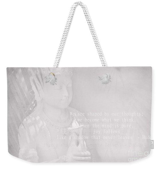 Bodhisattva Weekender Tote Bag