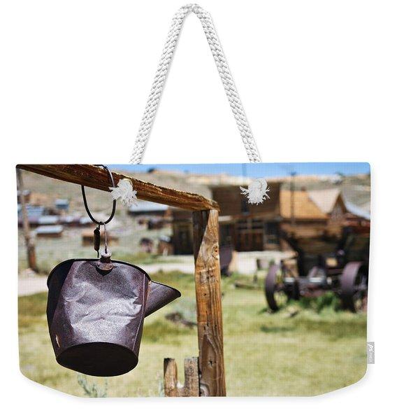 Bodie Ghost Town 2 - Old West Weekender Tote Bag