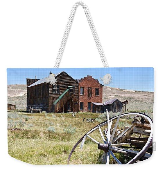 Bodie Ghost Town 3 - Old West Weekender Tote Bag