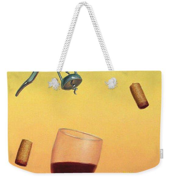 Body And Soul Weekender Tote Bag