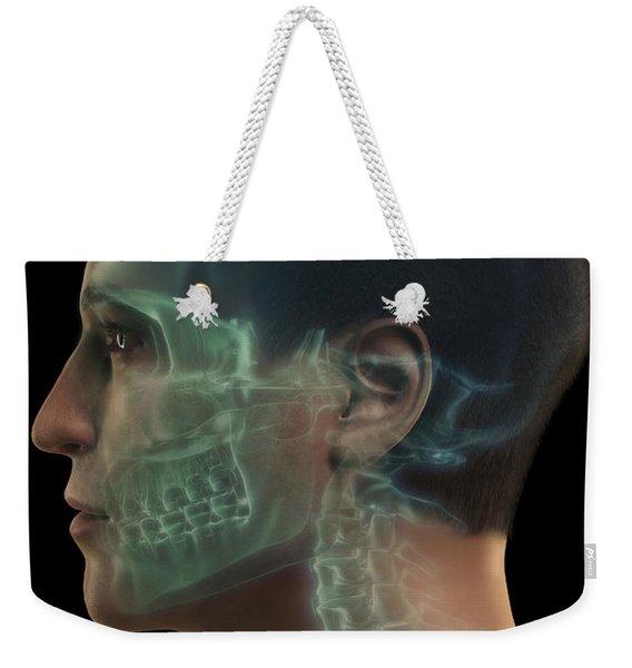 Bones Of The Head Weekender Tote Bag