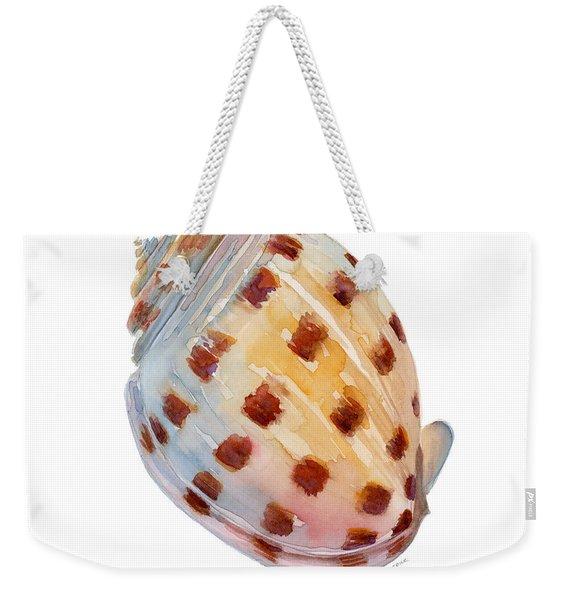 Bonnet Shell Weekender Tote Bag