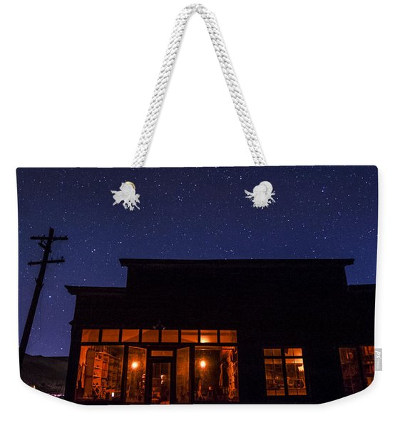 Boone Store And Warehouse Weekender Tote Bag