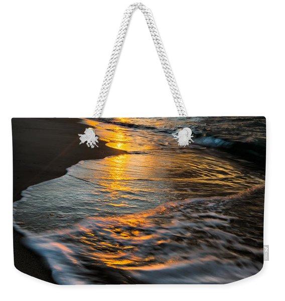 Boracay Sunset Weekender Tote Bag