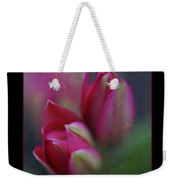 Botanic Weekender Tote Bag