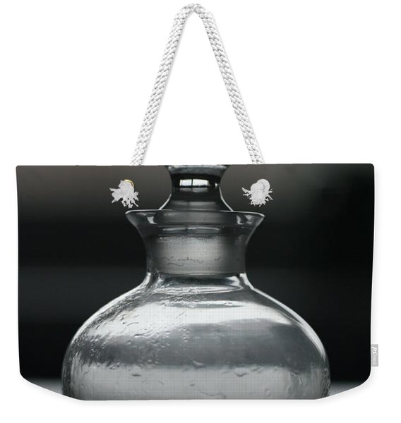 Bottle Weekender Tote Bag