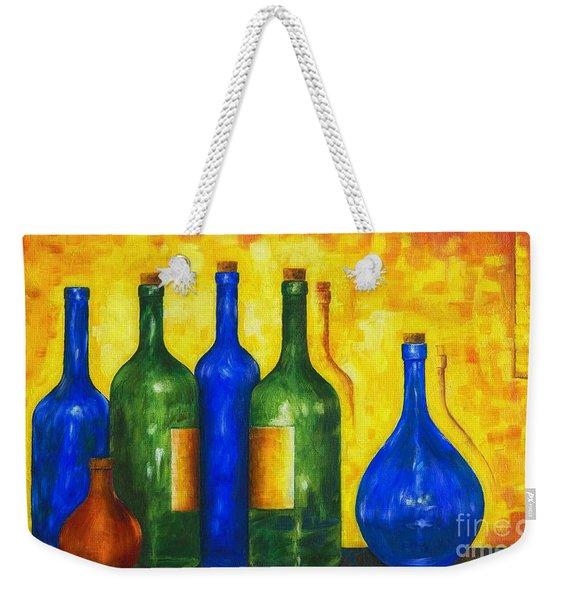 Bottless Weekender Tote Bag
