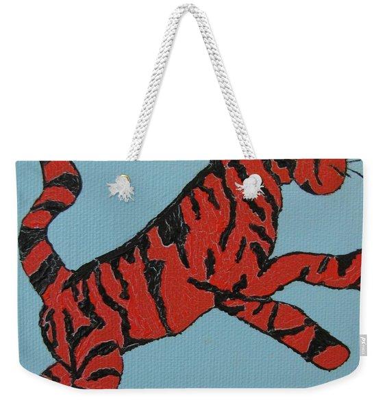Bounce Weekender Tote Bag