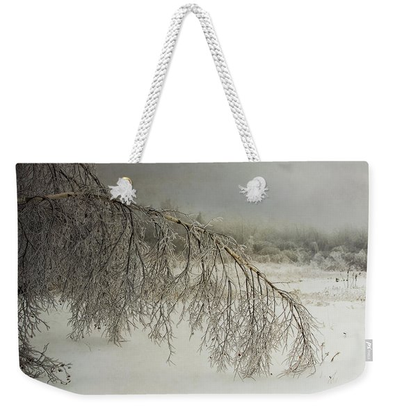 Bow Down Weekender Tote Bag