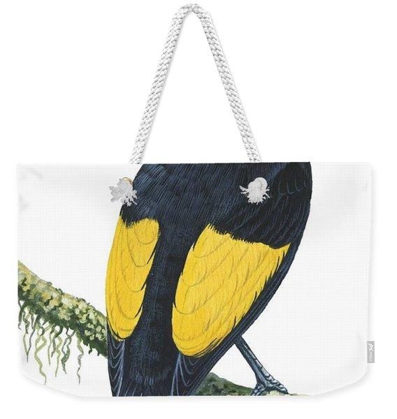 Bowerbird  Weekender Tote Bag