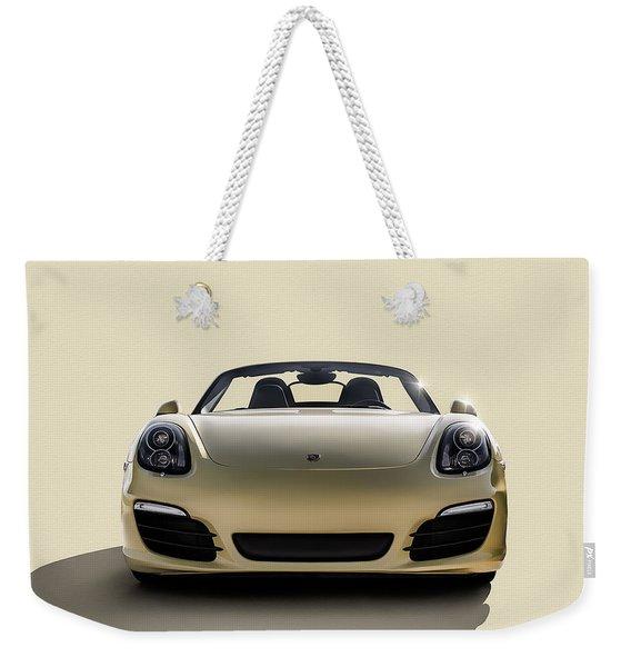 Boxter Weekender Tote Bag
