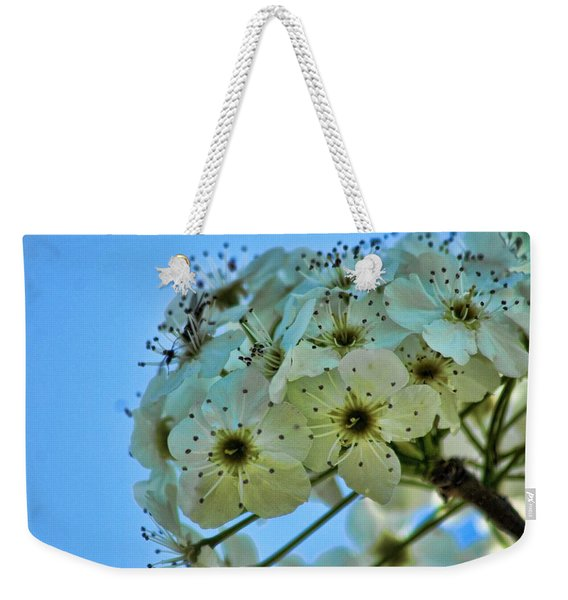 Bradford Pear I Weekender Tote Bag