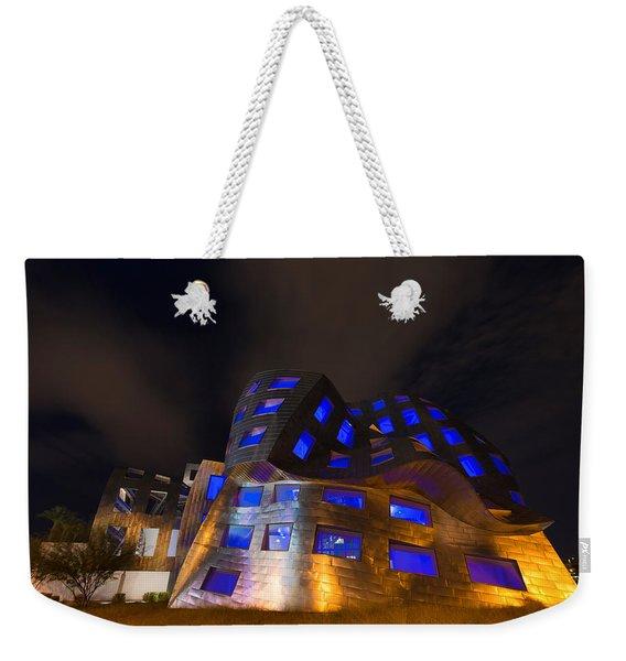Brainy Weekender Tote Bag