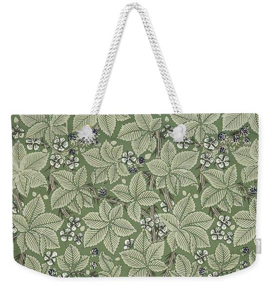 Bramble Design 1879 Weekender Tote Bag