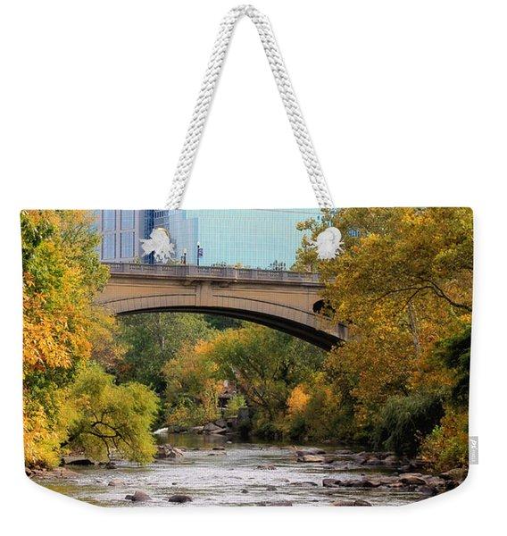 Brandywine Creek Weekender Tote Bag
